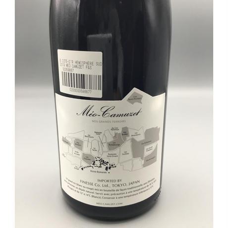 Bourgogne Cote D`or Cuvee Hemisphere Sud 2019/ Meo Camuzet F&S コートドール・エミスフェール・シュッド/メオ・カミュゼ F&S