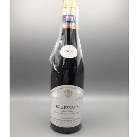 Echezeaux Grand Cru 2014 Domaine Chevigny-Rousseau ドメーヌ・シュヴィニー・ルソー