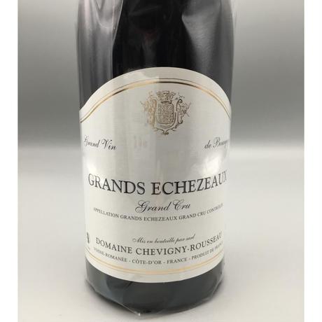 Grands Echezeaux Grand Cru 2018 Domaine Chevigny-Rousseau ドメーヌ・シュヴィニー・ルソー
