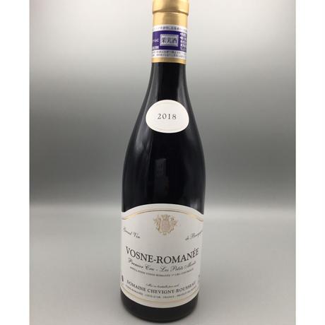 Vosne-Romanee les Petits Monts 2018 Domaine Chevigny-Rousseau ドメーヌ・シュヴィニー・ルソー