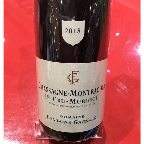 Chassagnr-Montrachet 1er  Morgeot R 2018/Fontaine-Gagnard シャサーニュ・モンラッシェ 1er モルジョ・R  /フォンテーヌ・ガニャール
