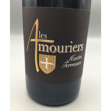 条件付Cotes Du Rhone Rouge 2017 Ch Des Touras&Les Hautes Terrasses 2017 Domaine Des Amouriers