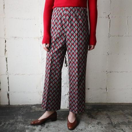 Pattern Pants GRRE