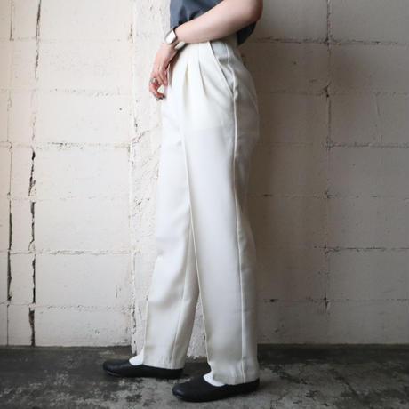 Basic Tuck Pants WH