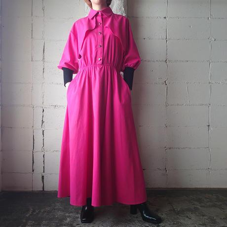 Knitted Cuffs Coat Design Dress PI
