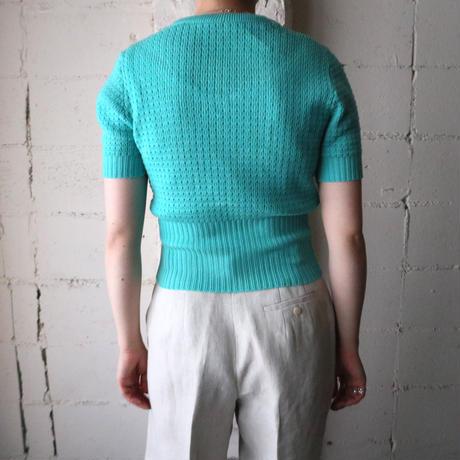 Short Sleeve Knit BL