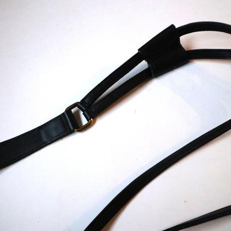 COACH Drawstring Shoulder Bag BK