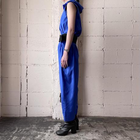 Sleeveless Jump Suit BL