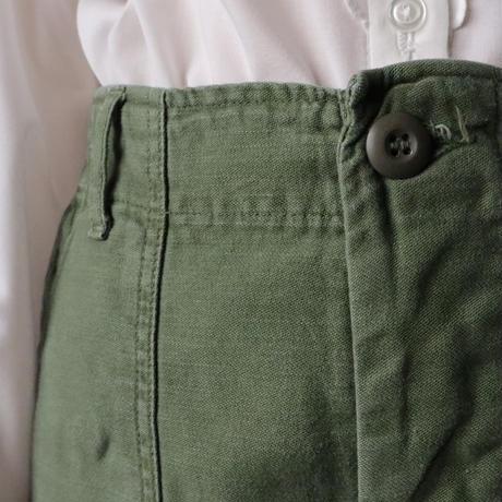 1970's USARMY Utility Pants KA