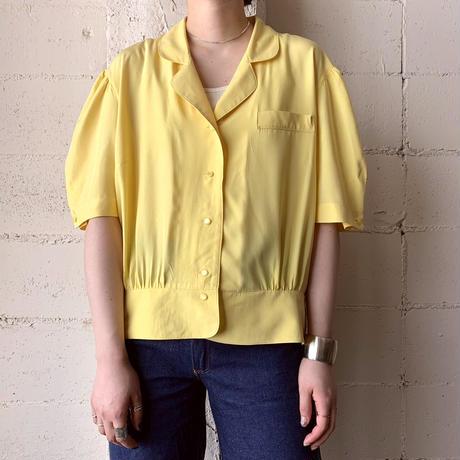 Open Collar Shirt YE