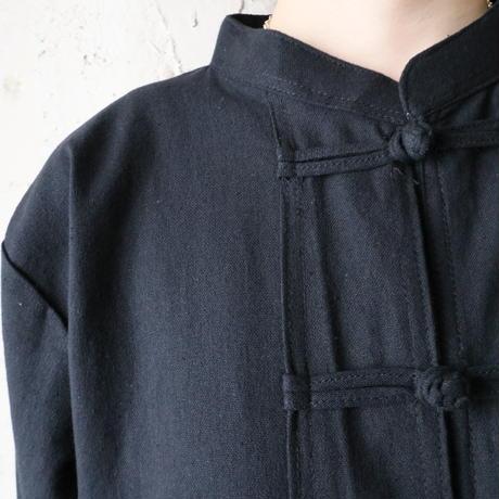 China Shirt Jacke BK