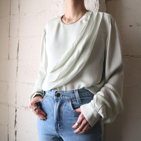 Chloé  Layered Design Blouse GN