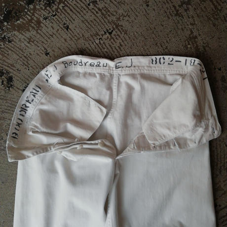 1940~60's Vintage Sailor Pants WH
