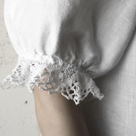 Tyrolean Linen Short Sleeve WH