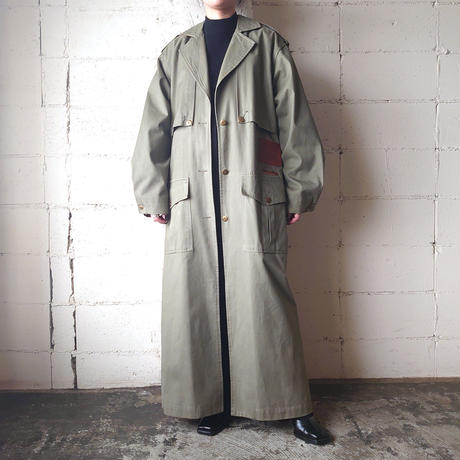 Design Trench Coat KA