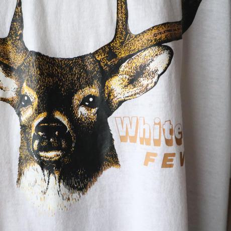 Deer Print T Shirts WHBKBR