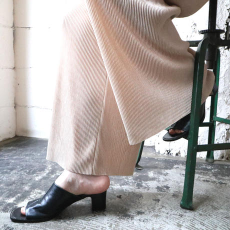 Pleated Easy Pants LBE