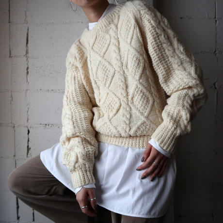 Fisherman's Sweater IV