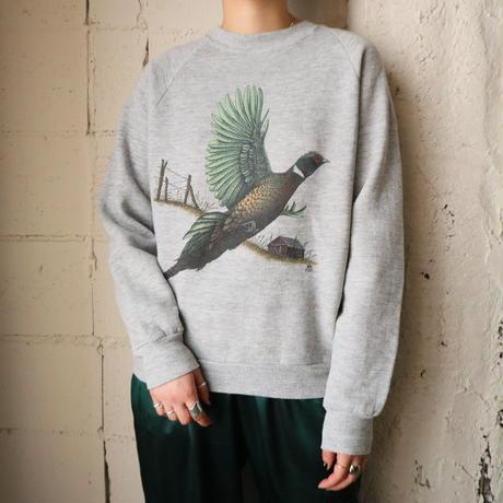 Bird Print Sweat GR
