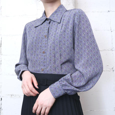 Small Pattern Blouse GR
