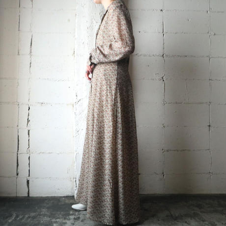 See though Long Dress BR