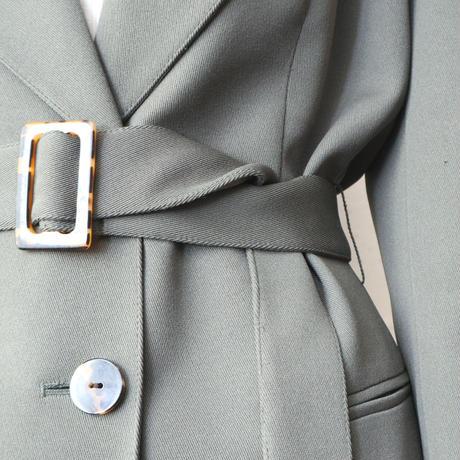 Belted Jacket Setup LKA