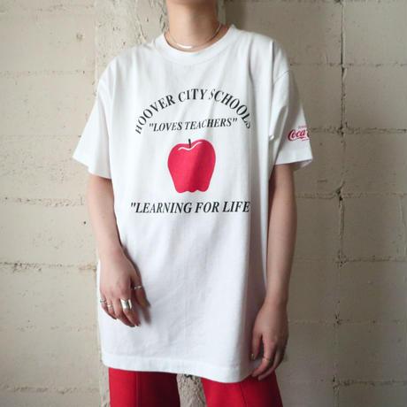 ''Coca-Cola'' Print T Shirt WH