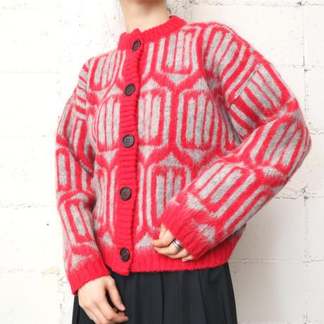 Pattern Knit Cardigan REGR