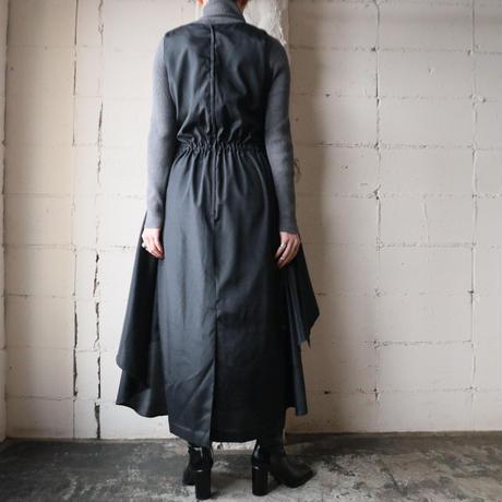 Design Flared Dress BK