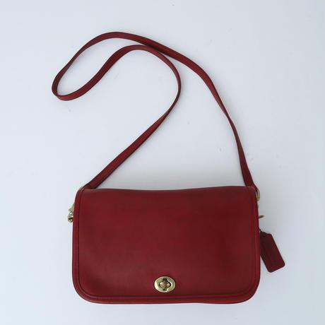 OLD COACH Front Cover Shoulder Bag RE