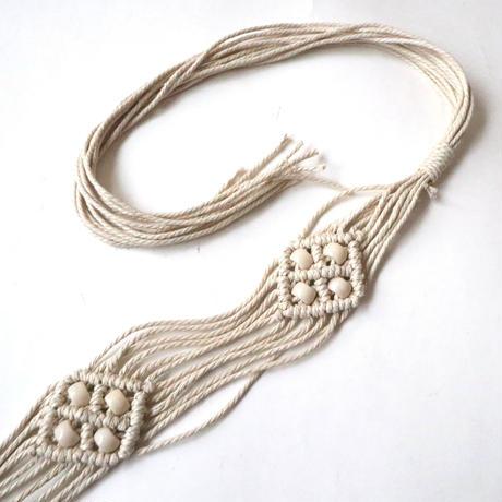 Rope Belt IV