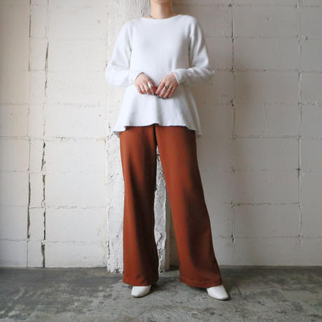 Easy Flared Pants BR