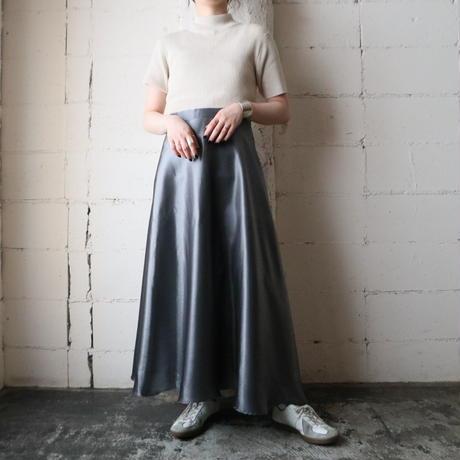 Silver Shiney Skirt SV
