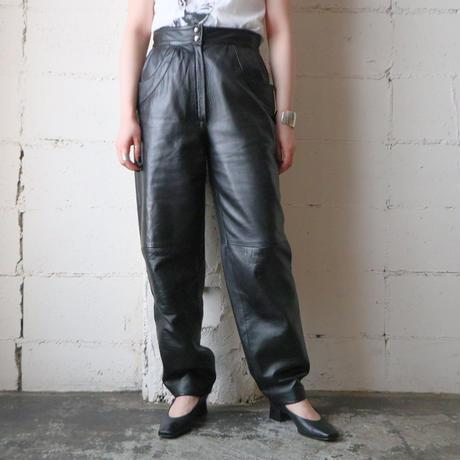 Leather Pants BK