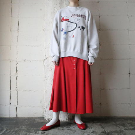 COLLINS CLIPPERS Print Sweat GR