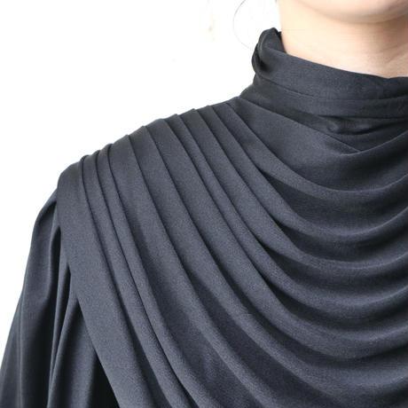 Drape Design Jumpsuit BK