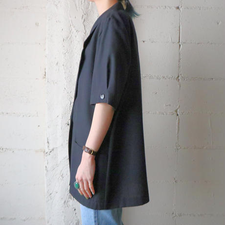 Half Sleeve Jacket BK