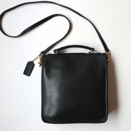 OLD COACH 2way Shoulder Bag BK