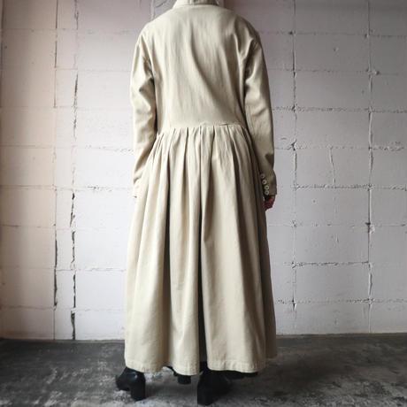 EURO Heavy Cotton Long Shirt Dress BE