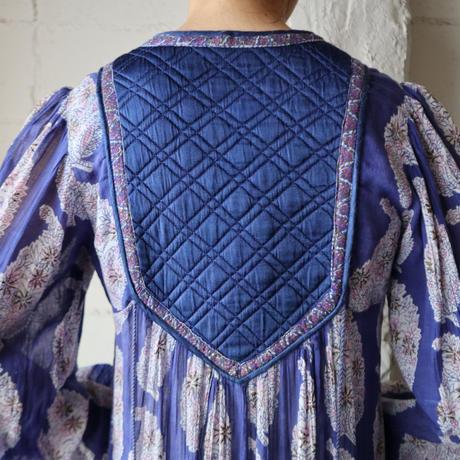 Indian cotton dress PUR