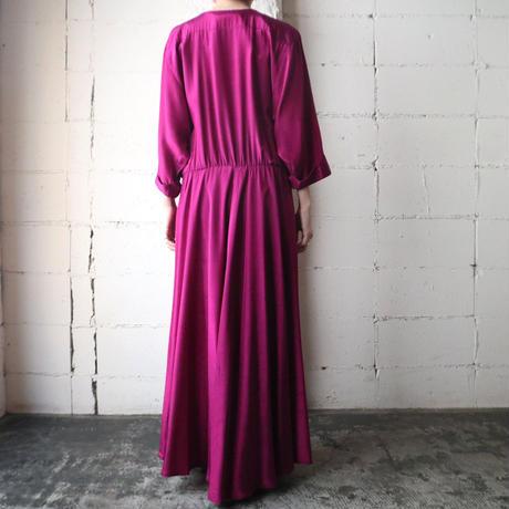 Tuck Bodice Dress PI