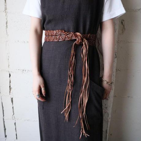 Leather Belt BR