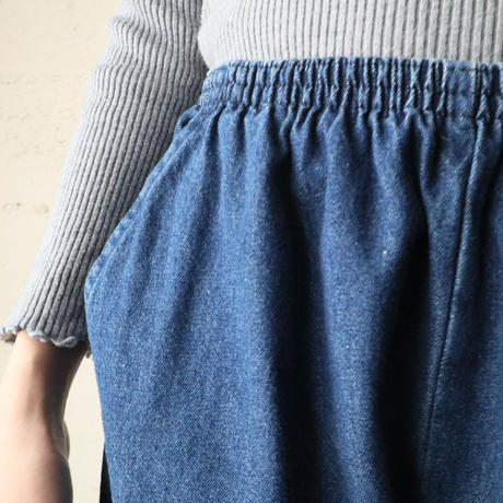 Denim Easy Pants BL