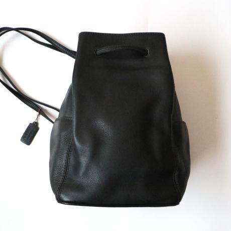 COACH  One Shoulder Back Pack BK