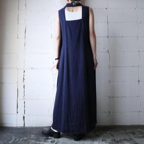Back Open Design Dress NV