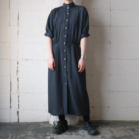 Dolman Sleeve Dress BK