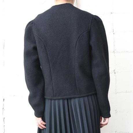 Tyrolean Wool Jacket BK