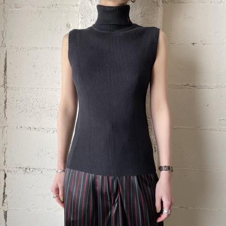 Lauren Rib Knit BK