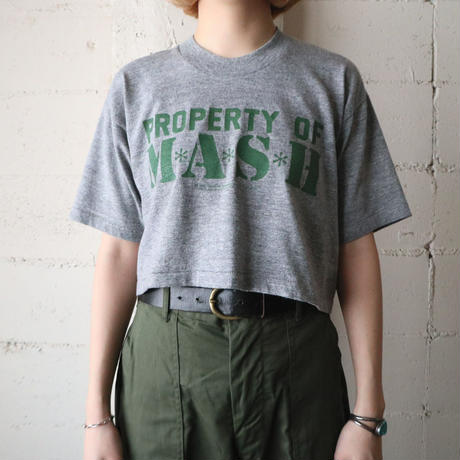 ''MASH'' Print Short Tee GRKA