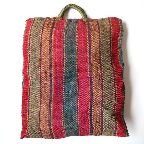 Jute Square Hand Bag REGN